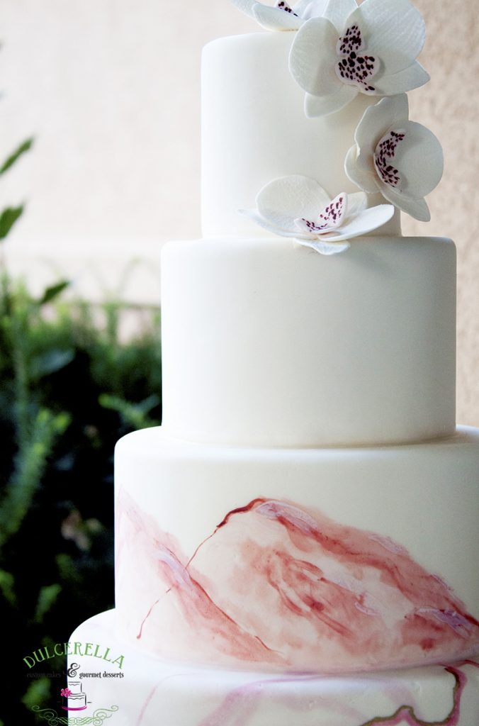 Designer Wedding Cake